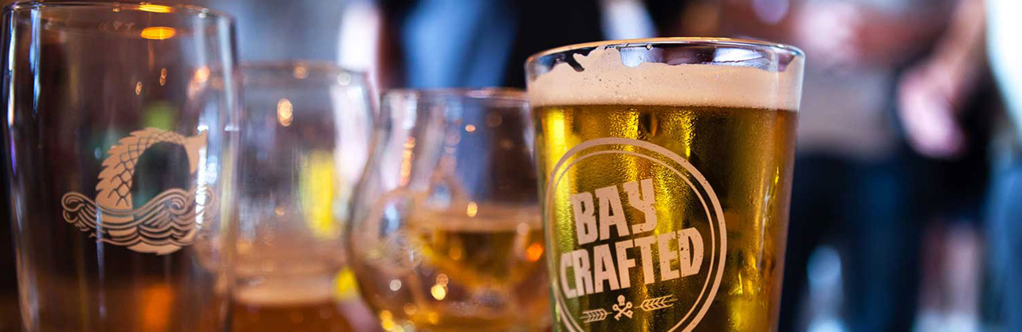 bay crafted craft beer